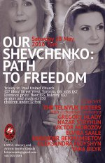 TORONTO: our shevchenko